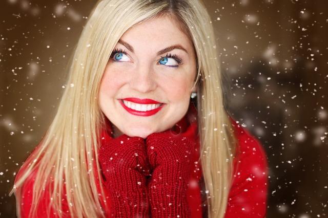 radost ze sněžení