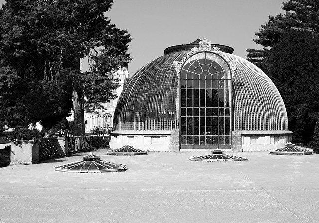 skleník Lednice