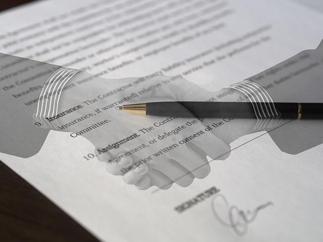 vzájemná dohoda